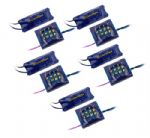 DCC Concepts DCD-Z360-5  ZEN 360 8 Pin Direct 4 Fn Decoder w/Stay Alive (5 Pack)